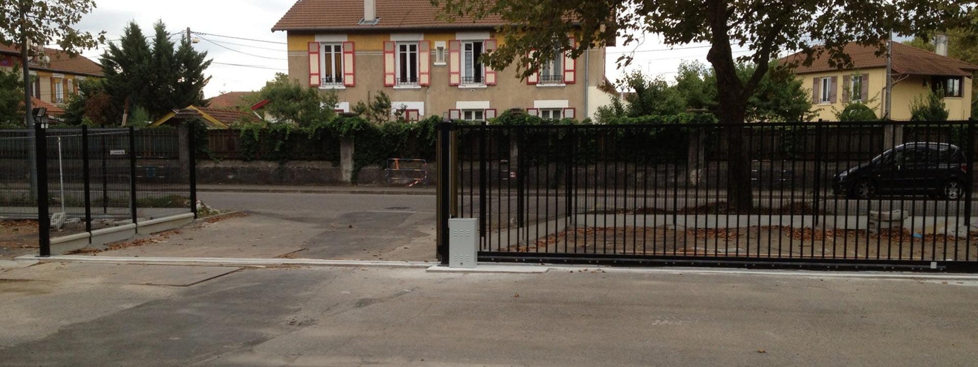 Mapaly - Installation & maintenance automatisme de portail Lyon (69) Rhône